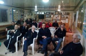 riunione gruppo pesca